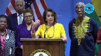 Nancy Pelosi, US Speaker of the House of Representatives