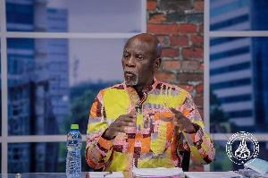 Private legal practitioner, Mr Akoto Ampaw