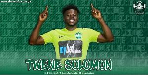 Solomon Twene