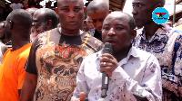 Nana Sarforo Korto, Abodom Chief and Patron