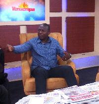 Former Ablekuma Central MP, Theophilus Tetteh Chaie