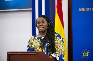 Elizabeth Afoley Quaye, Minister of Fisheries and Aquaculture
