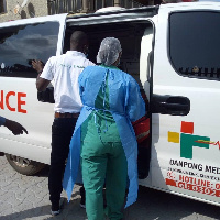 The Danpong 'Health on wheels services'