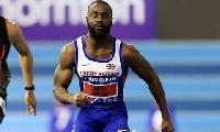 Safo-Antwi won the Men's 60m final