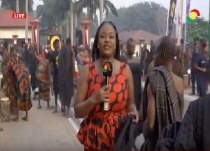 The Asantehemaa, Nana Afia Kobi Serwaa Ampem II died in November 2016