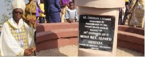 Most Reverend Alfred Agyenta