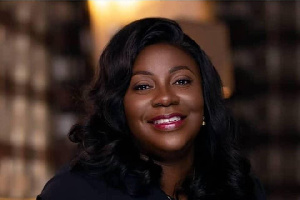 Patricia Obo-Nai, CEO of Vodafone Ghana