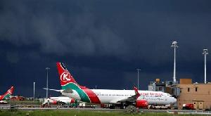 Kenya Airways 12345
