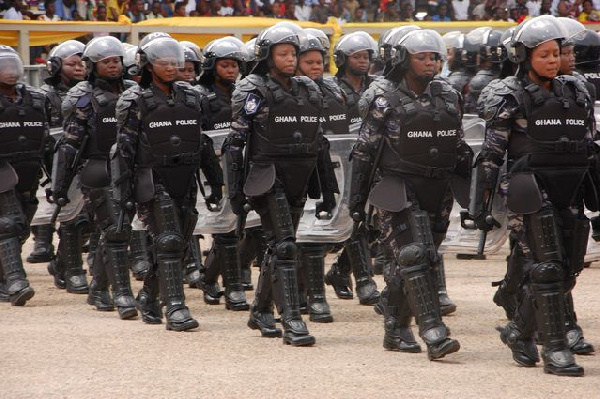 Police to mark all polling stations in Accra as flashpoints