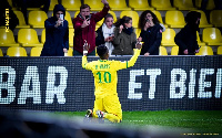 Majeed Waris has scored 4 goals for Nantes and 30 goals in the Ligue 1
