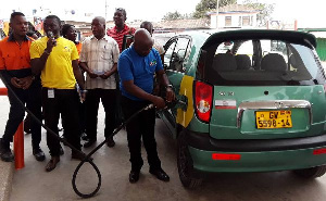 COPEC reports that fuel prices have shot up to ¢5.10 per litre.