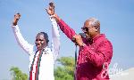 He's NDC's best, master of finance and economics - Mahama touts Adongo's credentials