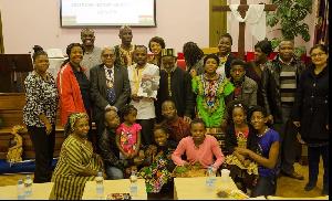 Medway Ghanaian Association (