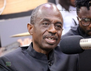 Asiedu Nketia, General Secretary of the National Democratic Congress