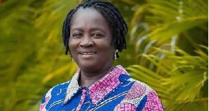 Professor Jane Naana Opoku-Agyemang, was formerly the Minister of Education