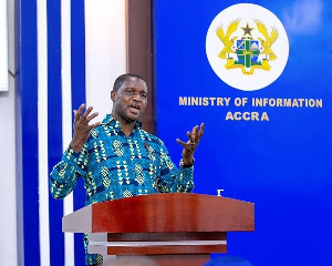 Dr Yaw Osei Adutwum, Minister for Education