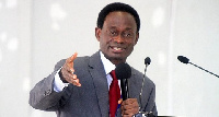 Apostle Professor Opoku Onyinah, Chairman for the Church of Pentecost