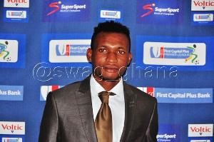 New Edubiase midfielder Latif Anabila