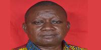 DCE of Krachi Nchumuru, Augustine Appiah