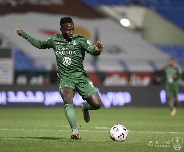 Samuel Owusu features as Al Ahli secure late winner against Etiffaq