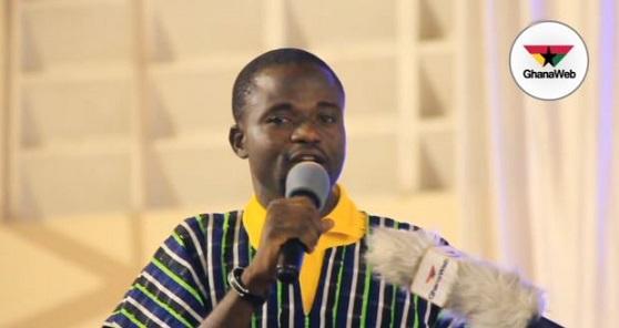 Investigative journalist Manasseh Azuri Awuni