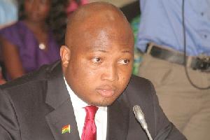 Samuel Okudzeto Ablakwa says Ghanaian security agencies must awaken up their game