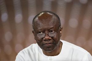 Finance Minister-designate, Ken Ofori-Atta