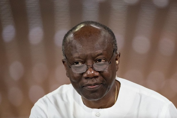 Lockdown: GH¢12 million was spent on hot meals not GH¢54 million – Ofori-Atta