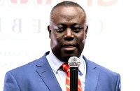 Rev Prof Paul Yaw Frimpong-Manso President of the Ghana Pentecostal and Charismatic Council (GPCC)