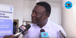 National Peace Council Chairman, Rt Rev Professor Emmanuel Asante