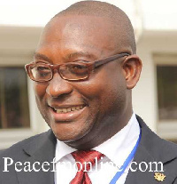 Yaw Buabeng Asamoah - NPP's Parliamentary candidate for Adentan Constituency
