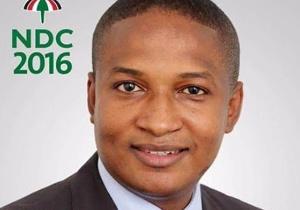 Mohammed Adamu Ramadan, NDC Parliamentary candidate elect