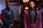 Dancehall artistes Shatta Wale and Stonebwoy
