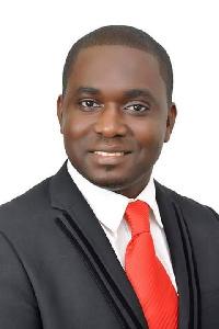 Deputy Ambassador to China, Dr Charles Dwamena
