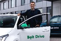 Bolt CEO, Markus Viling
