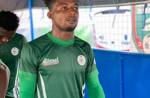 King Faisal ready to negotiate Kwame Peprah's transfer to Dreams FC, Hearts of Oak