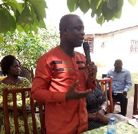 Deputy Minister for Chieftaincy & Religious Affairs - Paul Essien