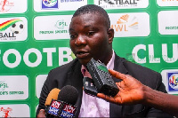 Administrative manager for Dreams FC, Ameenu Shardow