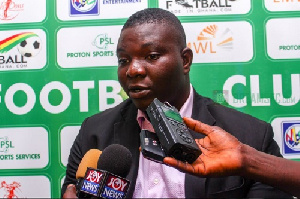 Administrative Manager of Dreams FC, Ameenu Shadow