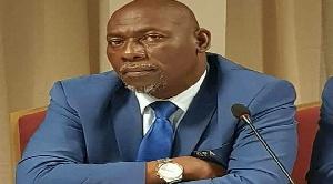 Former Executive Committee member of the GFA Kojo Yankah