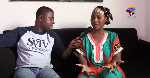 Rebecca Opoku [R] in an interview with SVTV Africa