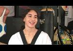 Taekwondo athlete Aliyah Shipman