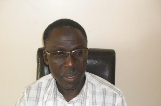 Alhaji Abdullah Ahmed Abdullah, former National Treasurer of the opposition NDC