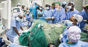 Korle Bu Teaching Hospital successfully performed four kidney transplants