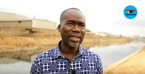 Hendrick Kinnah, Assemblyman for the Odawna-Sahara Electoral area