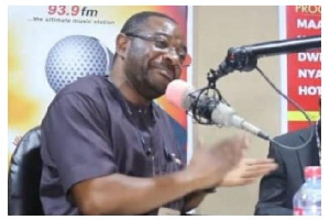 Kobla Mensah Wisdom Woyome, Member of Parliament for Tongu constituency
