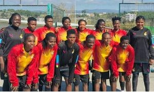 Black Queens players