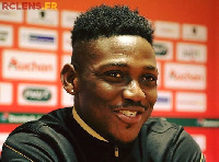 Daniel Opare has penned a two-year contract with his current side in Belgium