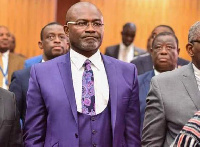 Member of Parliament (MP) for Assin Central, Ken Agyapong