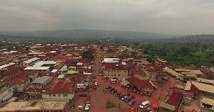 The Kumawuman town